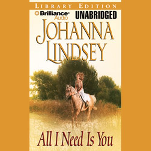 All I Need Is You cover art