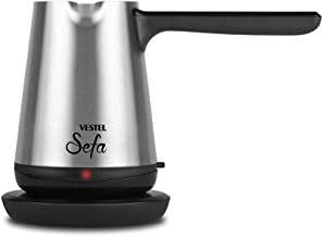 Vestel Sefa Inox Türk Kahvesi Makinesi