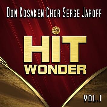 Hit Wonder: Don Kosaken Chor Serge Jaroff, Vol. 1