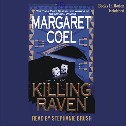 Killing Raven audiobook cover art