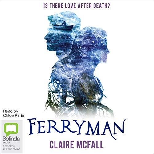 Ferryman  By  cover art