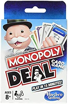 Monopoly Deal Card Games