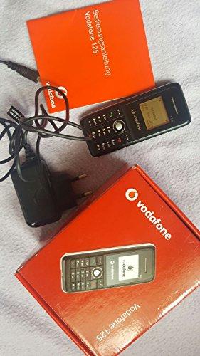 Vodafone 125 Simlock Frei [Elektronik]