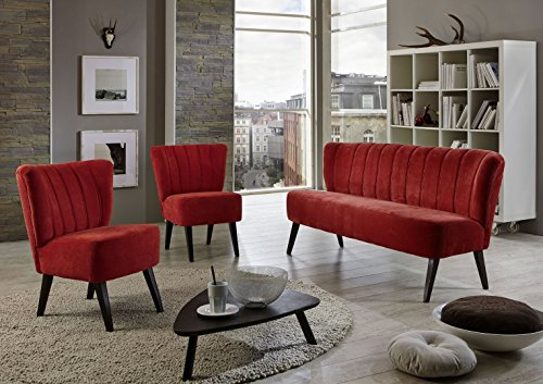 OnlineMöbelBestellen Cama de Heligoland 2–11sofá Lounge 60er Sixties Retro sofá