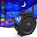 Star Projector, WIWIWON 3 in 1 Galaxy Projector Sky Light