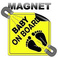 Das Magnetschild ist in wenigen Sekunden angebracht und jederzeit abnehmbar | Es löst sich auch bei hoher Geschwindigkeit nicht vom Fahrzeug Made in Germany | Sehr hohe Haftkraft, flexibel, knickfest UV- und witterungsbeständig. Das Schild ist jederz...
