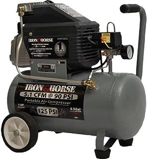 iron horse air compressor 6.5 gallon