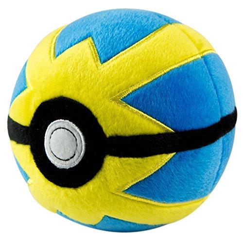 Pokemon T18852d3d7quick Snelle Poke Ball pluche speelgoed