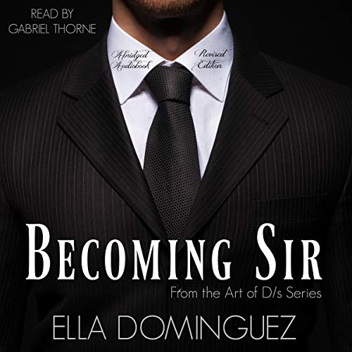 Becoming Sir audiobook cover art