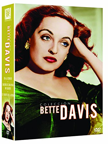 Pack Bette Davis (Ad Hoc) [DVD]