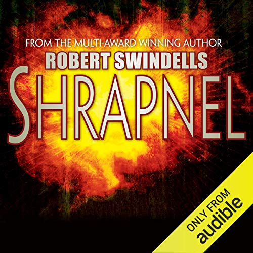 Shrapnel cover art