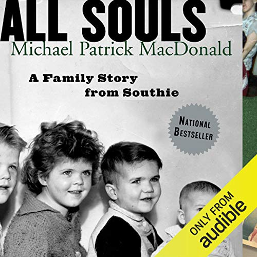 All Souls audiobook cover art