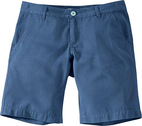 Golden Lutz LIVERGY® Herren Chino Shorts, 100% Baumwolle (Taubenblau, Gr. 50)