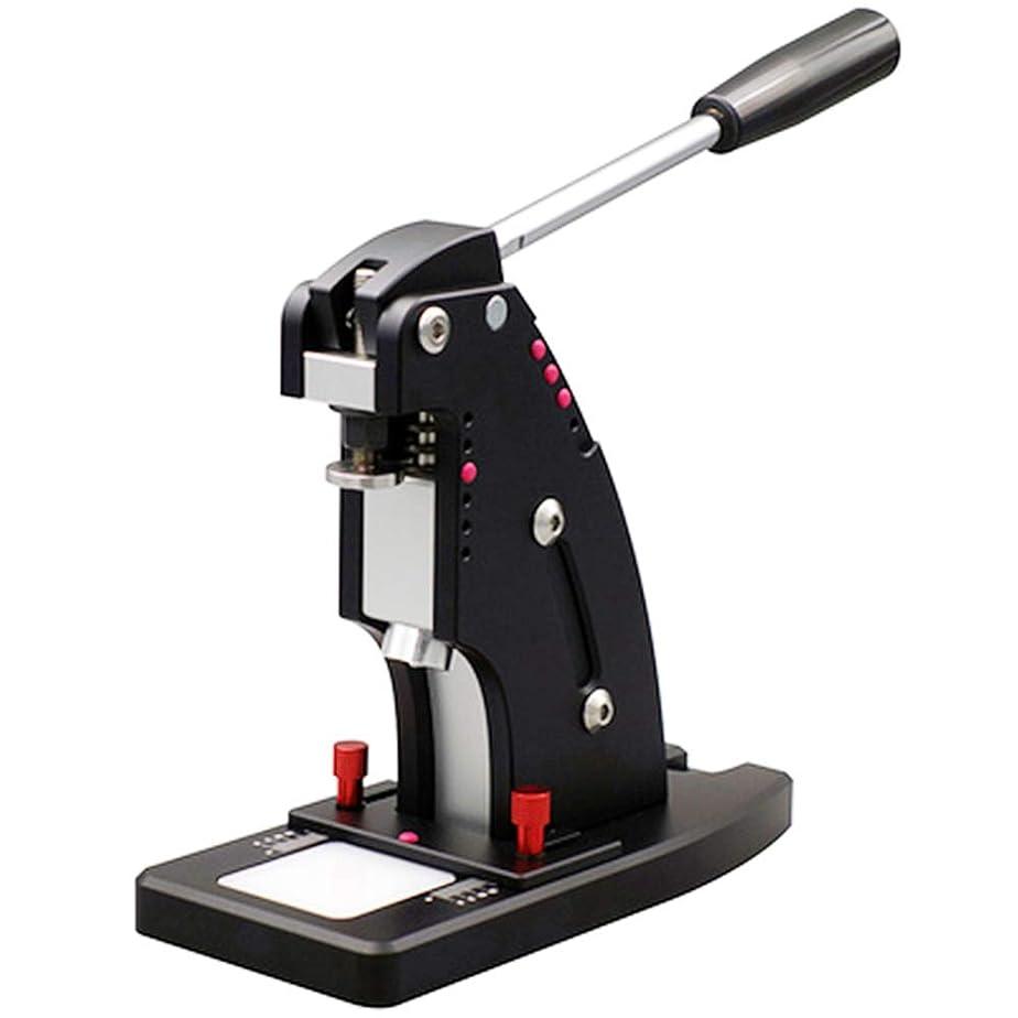 アナログくすぐったい前兆JOINVEN ハンドプレス機 手動プレス 穴あけパンチ ハンドトリガー 手動パンチパンチングマシン小型 無音