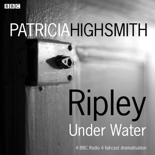 Ripley Under Water audiobook cover art