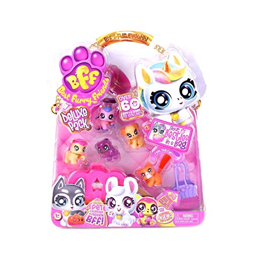BFF Best Furry Friends Deluxe Pack
