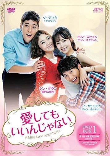 愛してもいいんじゃない DVD-BOX1(9枚組) - イ・サンヨプ, ホン・スヒョン, ソ・ジソク, シン・ダウン, キム・ナムウォン, チェ・ビョンギル