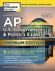 Best AP US Government and Politics Review Books (2019) | AP