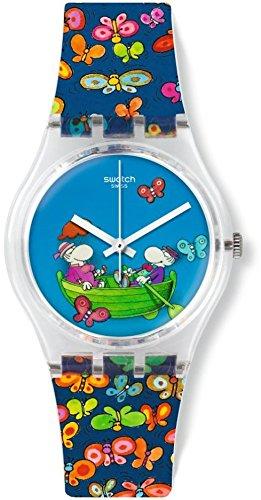 Swatch(スウォッチ)『PLANETLOVE(GZ307S)』