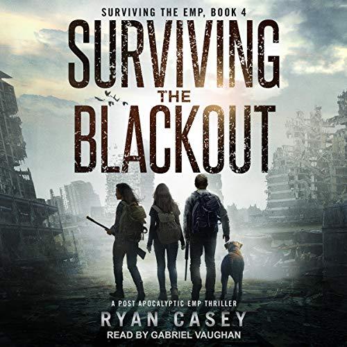 Surviving the Blackout cover art