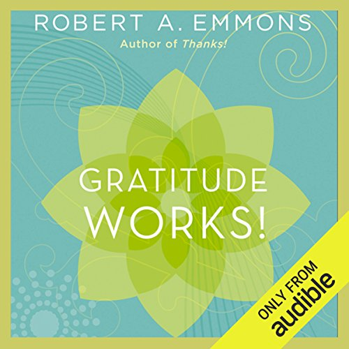 Gratitude Works! audiobook cover art