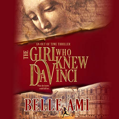 The Girl Who Knew Da Vinci audiobook cover art