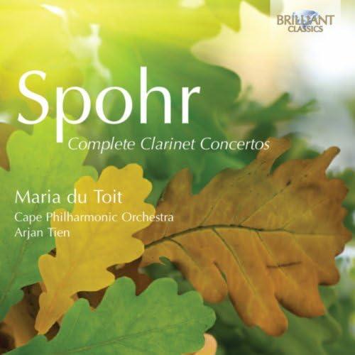 Maria du Toit, Cape Philharmonic Orchestra & Arjan Tien