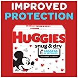 Huggies Snug & Dry Diapers, Size 3, 100 Ct