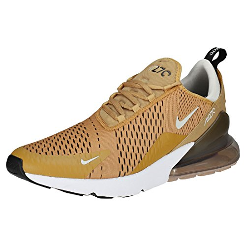 Nike AH8050 700 Air Max 270 Sneaker Gold
