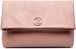 Zeneve London Daisy Crossbody Bag For Women - Pink