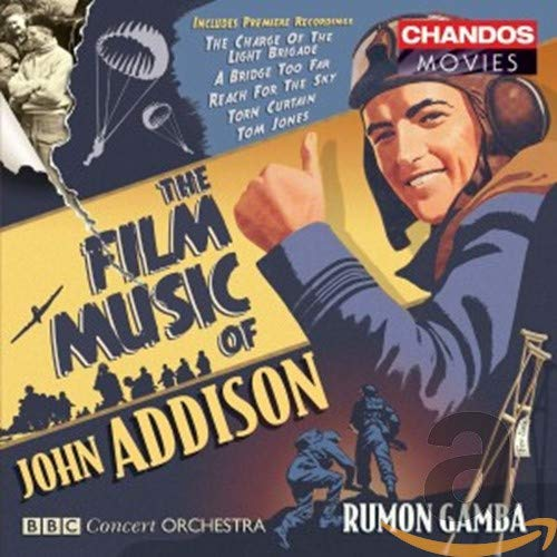 Film Music of John Addison