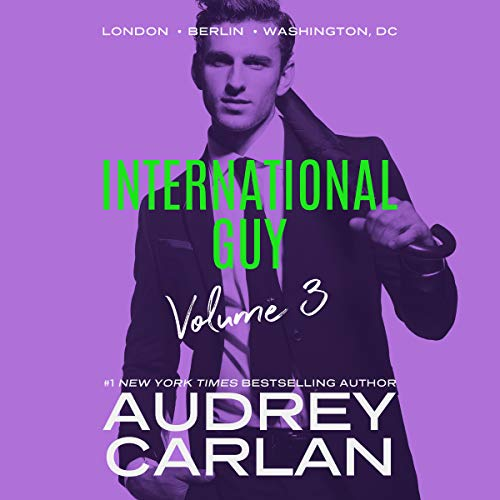 International Guy: London, Berlin, Washington, DC audiobook cover art