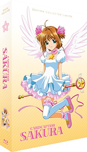 Sakura (Card Captor) - Intégrale (remasterisée) - Edition Collector Limitée [Blu-ray] [Édition Collector Limitée]