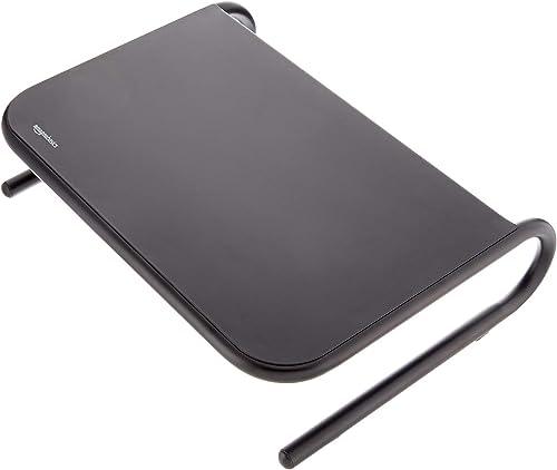 AmazonBasics Monitor Stand (Black) product image