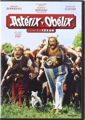 Asterix Y Obelix Contra El Cesar [DVD]