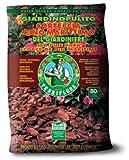 Corteccia di pino marittimo 80 litri - protegge il terreno dalle erbe infestanti