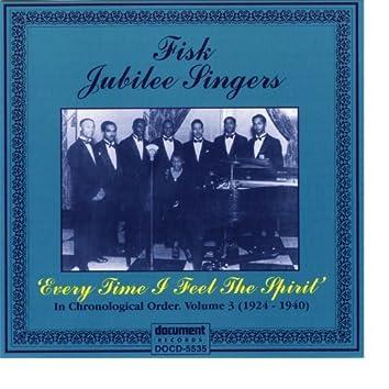 Fisk Jubilee Singers Vol. 3 (1924-1940)