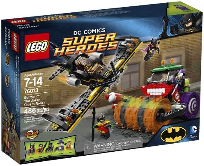 LEGO Superheroes 76013 Batman: The Joker Steam Roller
