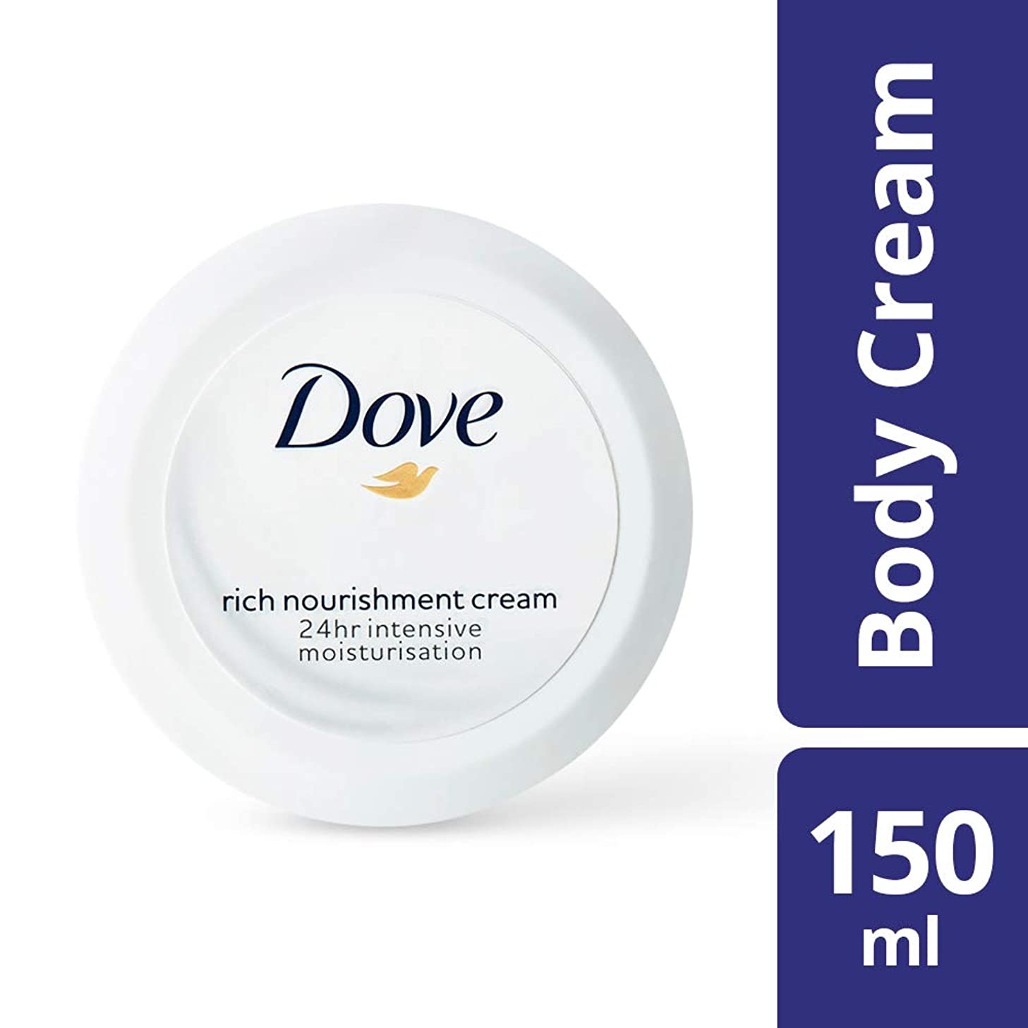 カレンダーメニュー実行Dove Rich Nourishment Cream, 150ml