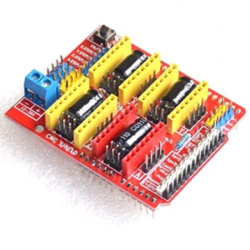 V3 Engraver 3D-Drucker Neuer Treiber für CNC Shield Expansion Board A4988 für Arduino