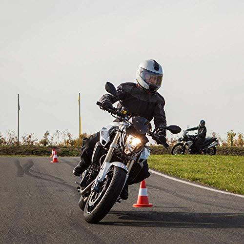 ADAC Motorrad-Basis-Fahrsicherheitstraining als Geschenkgutschein (Wochenende/Feiertag, 41564 Kaarst)