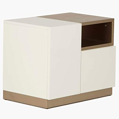 Home Centre Phoenix Left Side Night Stand