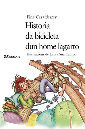 Historia da bicicleta dun home lagarto (INFANTIL E XUVENIL ...