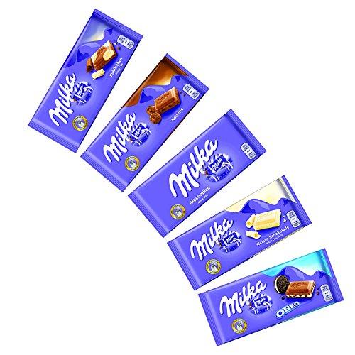 5er Pack Milka Mix Schokoladenmix