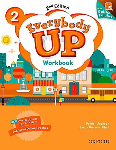 Everybody Up: Level 2: Workbook with Online Practice: Linking your classroom to the wider world