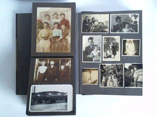 Wohl Familie Konrad und Fritz Zacher sowie Familie Bönke, Frankfurt a. M.