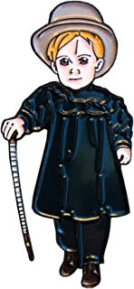 Gage Creed Enamel Horror Pin   Pet Sematary   Miko Hughes   Stephen King   Horror Movie   Lapel Pin   Denim Jacket Gift