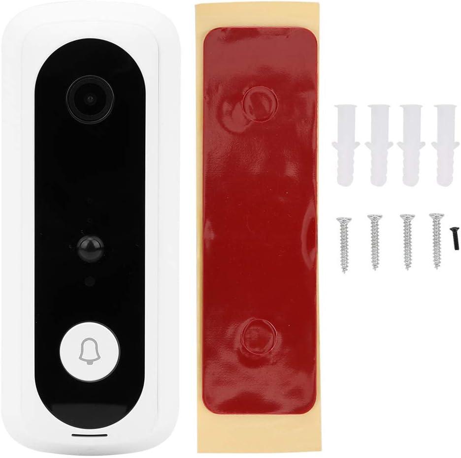Wireless Doorbell Mini Pratical for De Max 85% OFF online shop Home