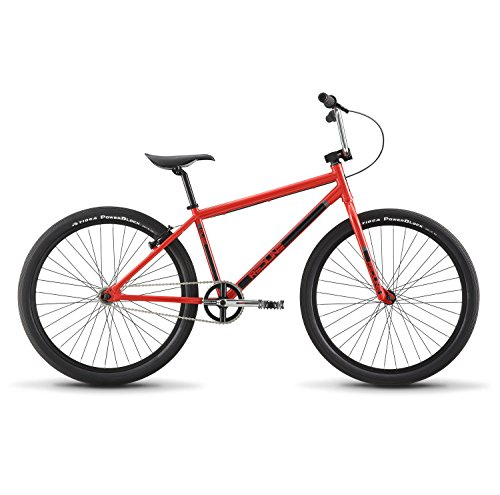 Redline Bikes 06-0210031 PL 26 BMX Race Cruiser, Red