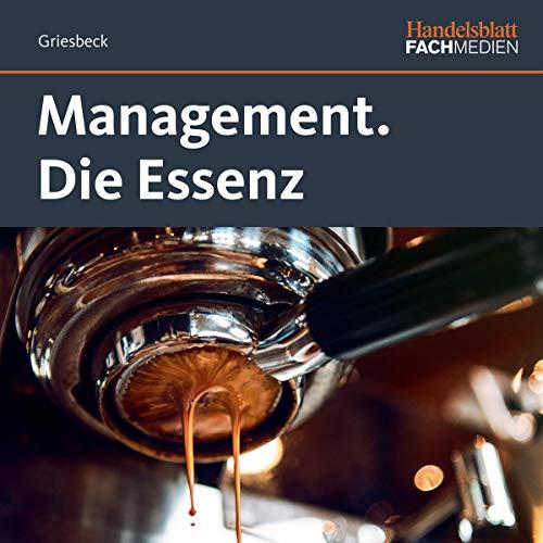 Management. Die Essenz Titelbild